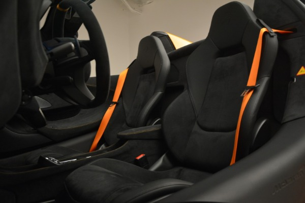 New 2020 McLaren 600LT Spider Convertible for sale Sold at Pagani of Greenwich in Greenwich CT 06830 26
