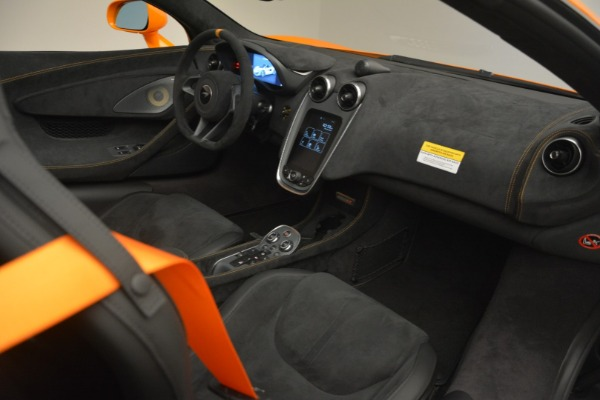 New 2020 McLaren 600LT Spider Convertible for sale Sold at Pagani of Greenwich in Greenwich CT 06830 27