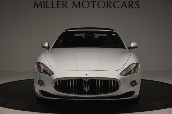 Used 2016 Maserati GranTurismo for sale Sold at Pagani of Greenwich in Greenwich CT 06830 12
