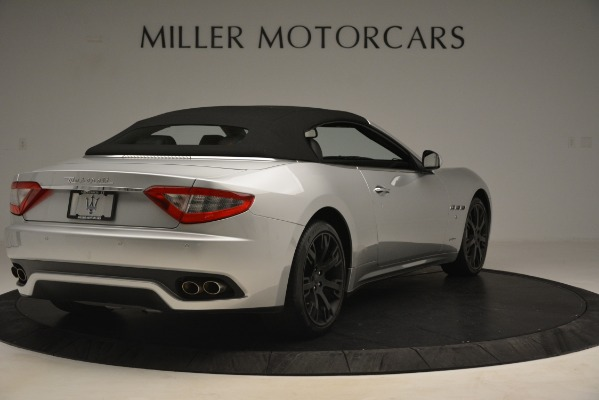 Used 2016 Maserati GranTurismo for sale Sold at Pagani of Greenwich in Greenwich CT 06830 16