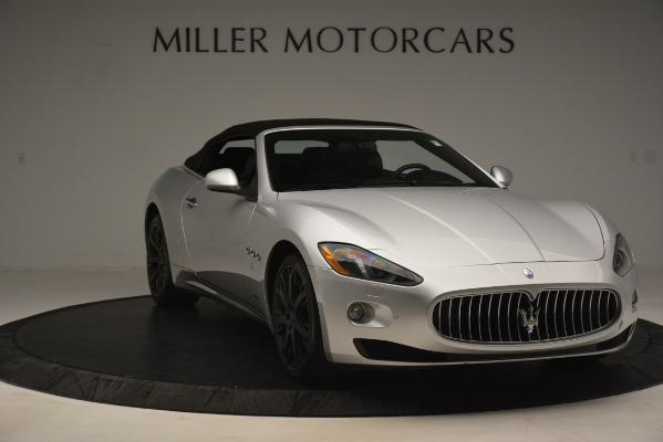Used 2016 Maserati GranTurismo for sale Sold at Pagani of Greenwich in Greenwich CT 06830 18