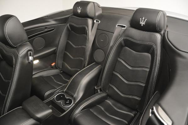 Used 2016 Maserati GranTurismo for sale Sold at Pagani of Greenwich in Greenwich CT 06830 22