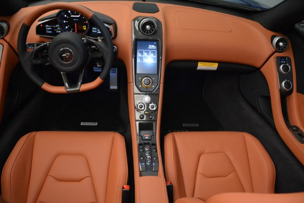 Used 2015 McLaren 650S Spider Convertible for sale Sold at Pagani of Greenwich in Greenwich CT 06830 21