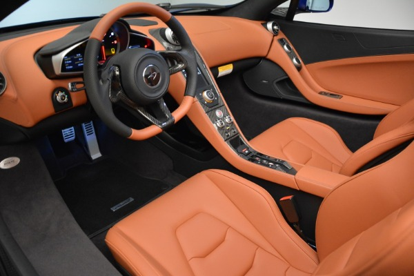 Used 2015 McLaren 650S Spider Convertible for sale Sold at Pagani of Greenwich in Greenwich CT 06830 22