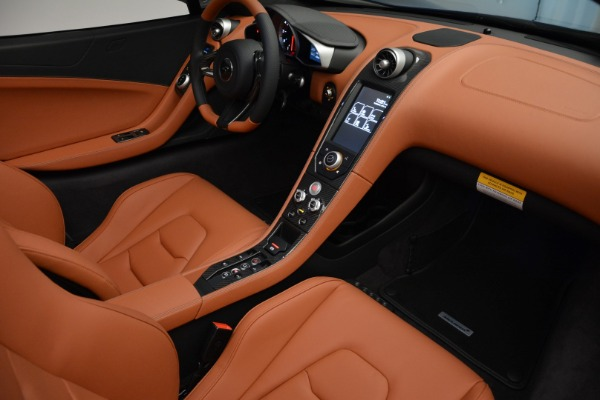 Used 2015 McLaren 650S Spider Convertible for sale Sold at Pagani of Greenwich in Greenwich CT 06830 25