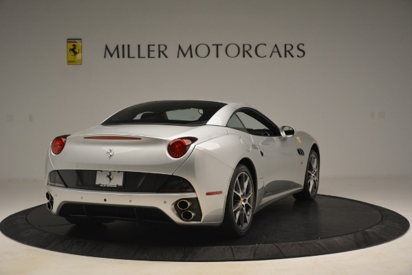 Used 2012 Ferrari California for sale Sold at Pagani of Greenwich in Greenwich CT 06830 16
