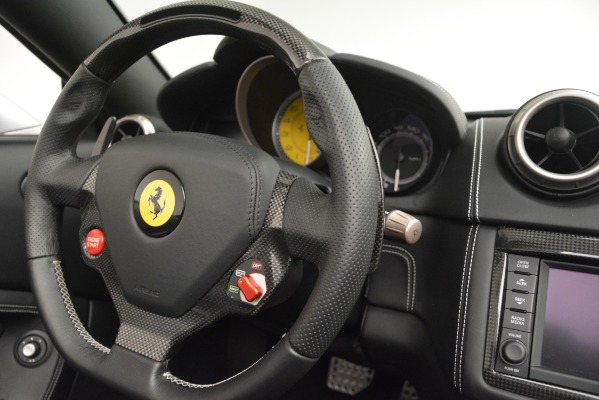 Used 2012 Ferrari California for sale Sold at Pagani of Greenwich in Greenwich CT 06830 27