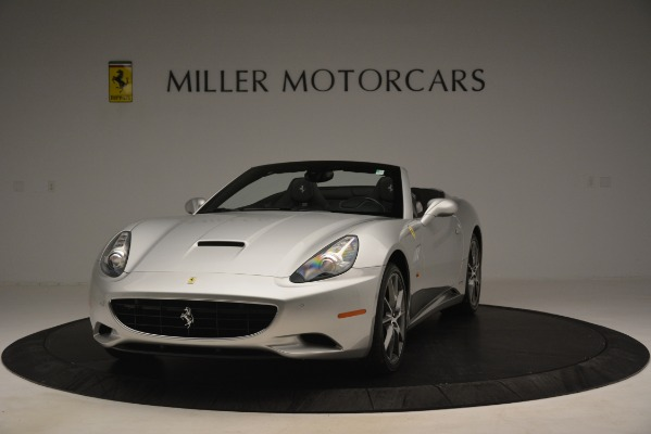 Used 2012 Ferrari California for sale Sold at Pagani of Greenwich in Greenwich CT 06830 1