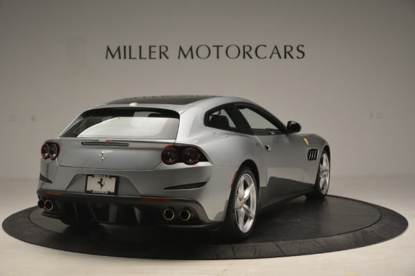 Used 2017 Ferrari GTC4Lusso for sale Sold at Pagani of Greenwich in Greenwich CT 06830 7