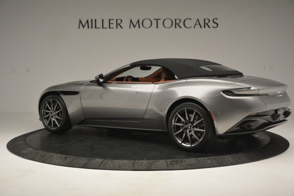 New 2019 Aston Martin DB11 V8 Convertible for sale Sold at Pagani of Greenwich in Greenwich CT 06830 15
