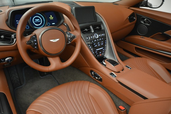 New 2019 Aston Martin DB11 V8 Convertible for sale Sold at Pagani of Greenwich in Greenwich CT 06830 18