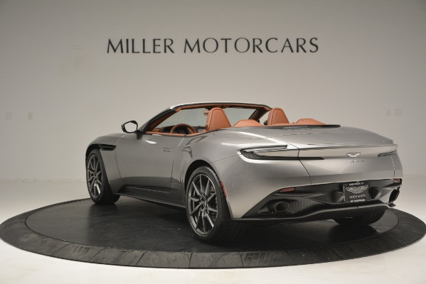 New 2019 Aston Martin DB11 V8 Convertible for sale Sold at Pagani of Greenwich in Greenwich CT 06830 5