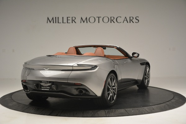 New 2019 Aston Martin DB11 V8 Convertible for sale Sold at Pagani of Greenwich in Greenwich CT 06830 7