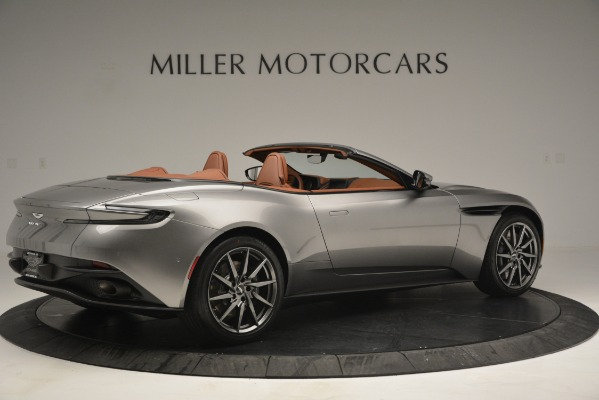 New 2019 Aston Martin DB11 V8 Convertible for sale Sold at Pagani of Greenwich in Greenwich CT 06830 8
