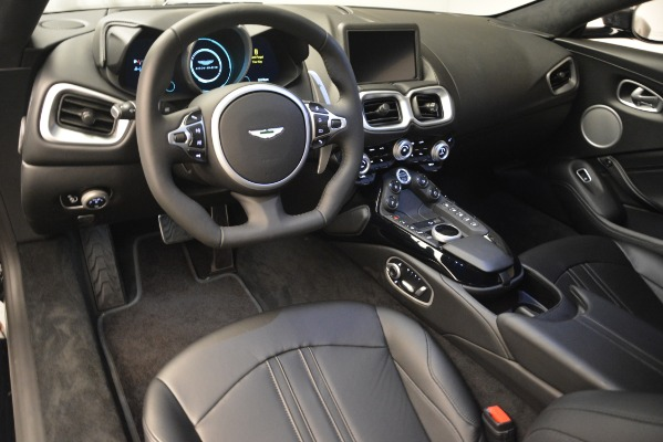 New 2019 Aston Martin Vantage Coupe for sale Sold at Pagani of Greenwich in Greenwich CT 06830 13
