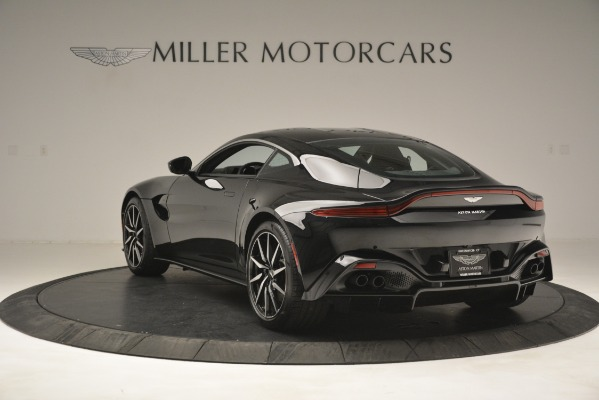 New 2019 Aston Martin Vantage Coupe for sale Sold at Pagani of Greenwich in Greenwich CT 06830 5