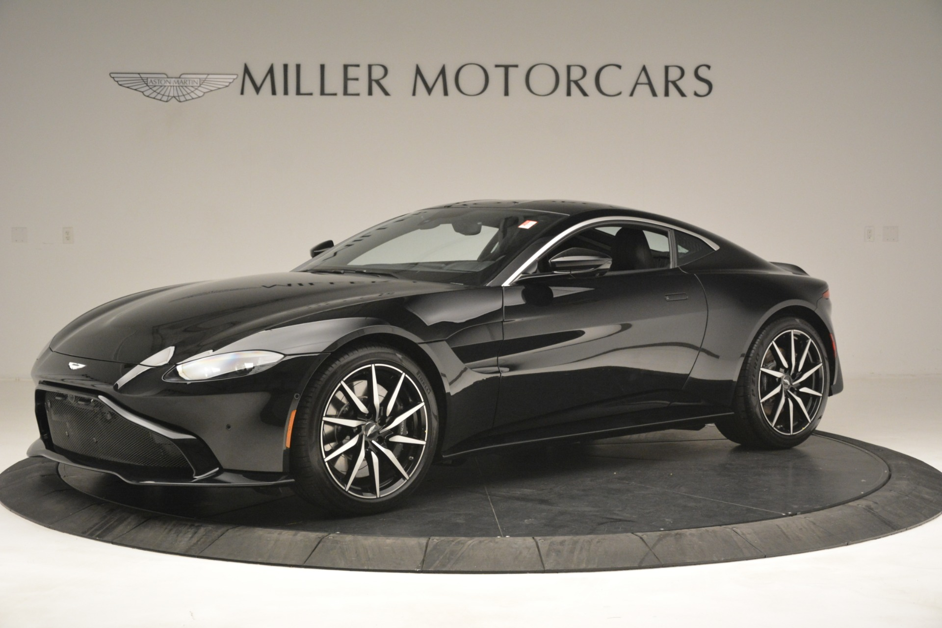 New 2019 Aston Martin Vantage Coupe for sale Sold at Pagani of Greenwich in Greenwich CT 06830 1