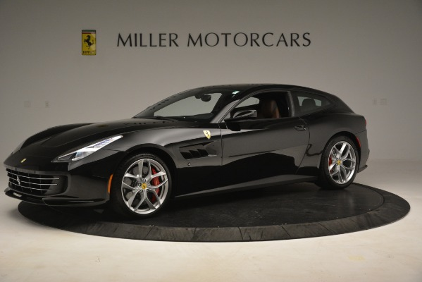 Used 2018 Ferrari GTC4Lusso T for sale Sold at Pagani of Greenwich in Greenwich CT 06830 2