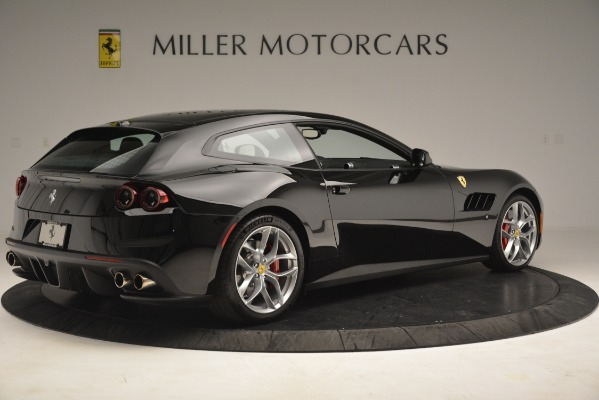 Used 2018 Ferrari GTC4Lusso T for sale Sold at Pagani of Greenwich in Greenwich CT 06830 8