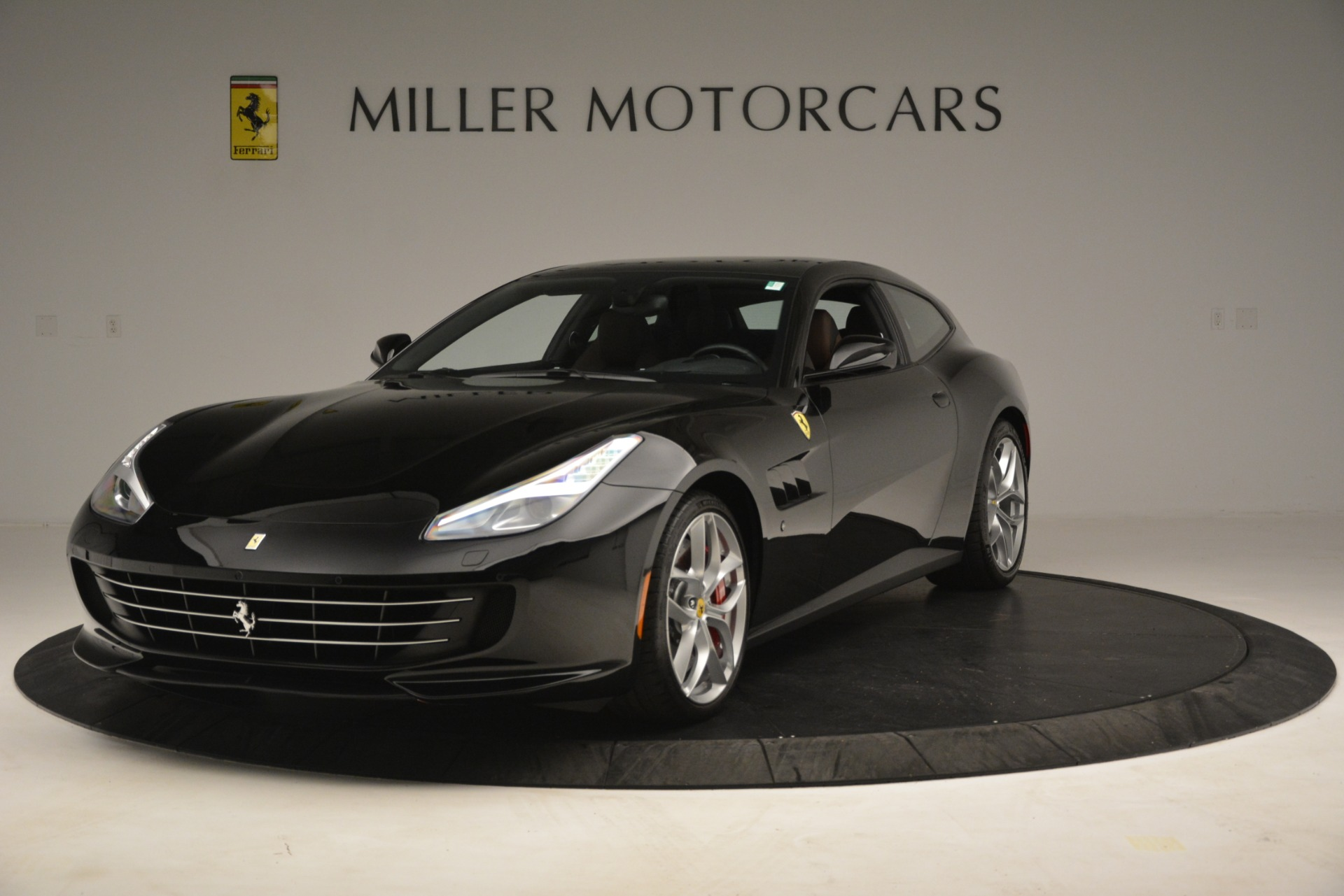 Used 2018 Ferrari GTC4Lusso T for sale Sold at Pagani of Greenwich in Greenwich CT 06830 1
