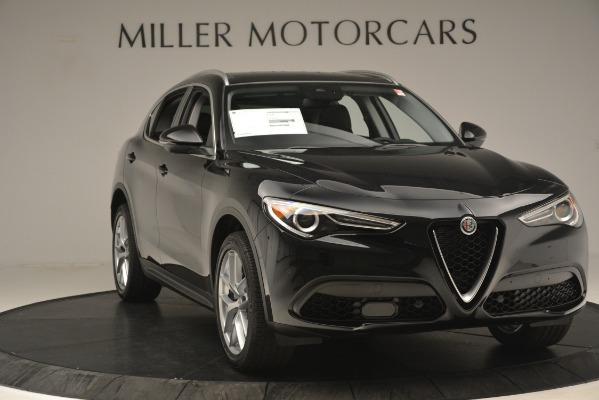 New 2019 Alfa Romeo Stelvio Ti Q4 for sale Sold at Pagani of Greenwich in Greenwich CT 06830 11