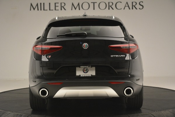 New 2019 Alfa Romeo Stelvio Ti Q4 for sale Sold at Pagani of Greenwich in Greenwich CT 06830 6