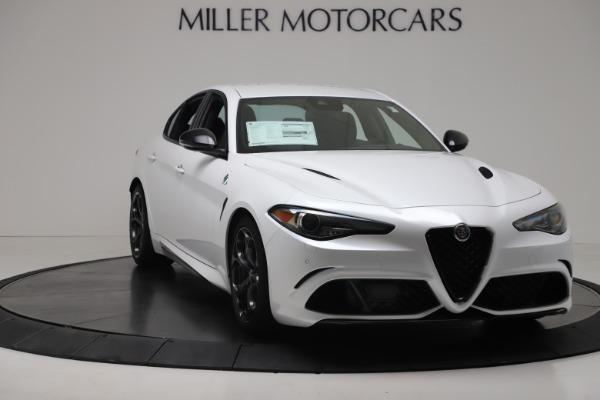 New 2019 Alfa Romeo Giulia Quadrifoglio for sale Sold at Pagani of Greenwich in Greenwich CT 06830 11