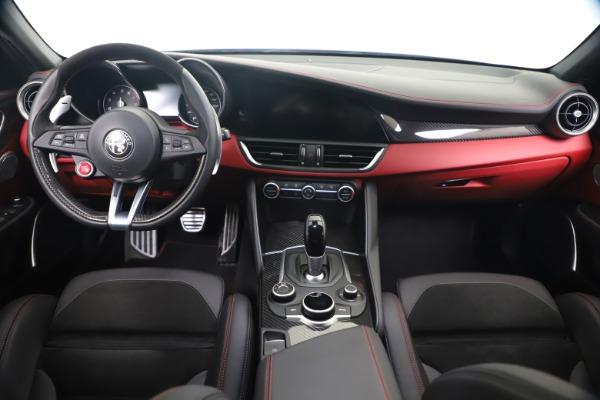New 2019 Alfa Romeo Giulia Quadrifoglio for sale Sold at Pagani of Greenwich in Greenwich CT 06830 16