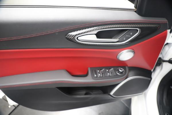 New 2019 Alfa Romeo Giulia Quadrifoglio for sale Sold at Pagani of Greenwich in Greenwich CT 06830 17