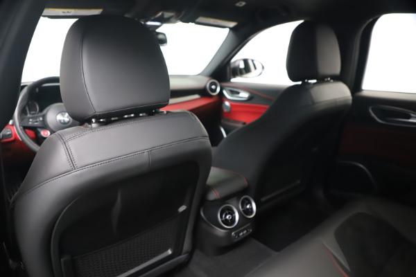 New 2019 Alfa Romeo Giulia Quadrifoglio for sale Sold at Pagani of Greenwich in Greenwich CT 06830 20