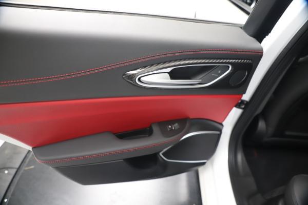 New 2019 Alfa Romeo Giulia Quadrifoglio for sale Sold at Pagani of Greenwich in Greenwich CT 06830 21