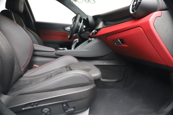 New 2019 Alfa Romeo Giulia Quadrifoglio for sale Sold at Pagani of Greenwich in Greenwich CT 06830 23