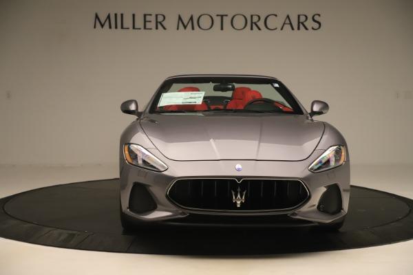 New 2018 Maserati GranTurismo Sport Convertible for sale $159,740 at Pagani of Greenwich in Greenwich CT 06830 12