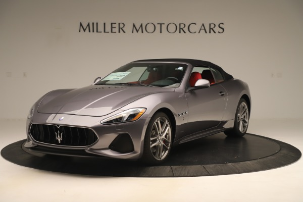 New 2018 Maserati GranTurismo Sport Convertible for sale $159,740 at Pagani of Greenwich in Greenwich CT 06830 13
