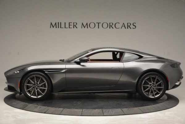 New 2019 Aston Martin DB11 V8 for sale Sold at Pagani of Greenwich in Greenwich CT 06830 3