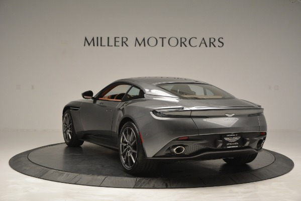 New 2019 Aston Martin DB11 V8 for sale Sold at Pagani of Greenwich in Greenwich CT 06830 5