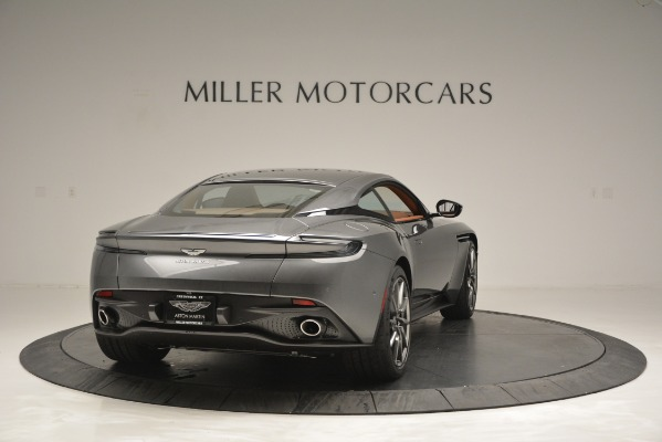 New 2019 Aston Martin DB11 V8 for sale Sold at Pagani of Greenwich in Greenwich CT 06830 7