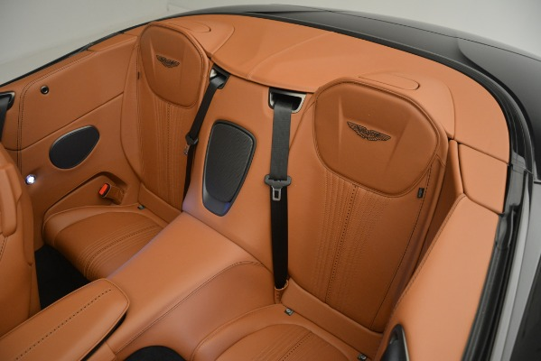 New 2019 Aston Martin DB11 V8 Convertible for sale Sold at Pagani of Greenwich in Greenwich CT 06830 27