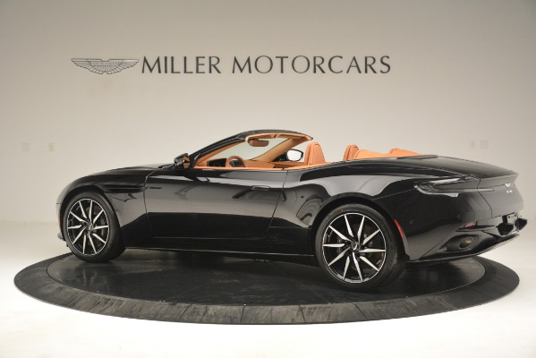 New 2019 Aston Martin DB11 V8 Convertible for sale Sold at Pagani of Greenwich in Greenwich CT 06830 4