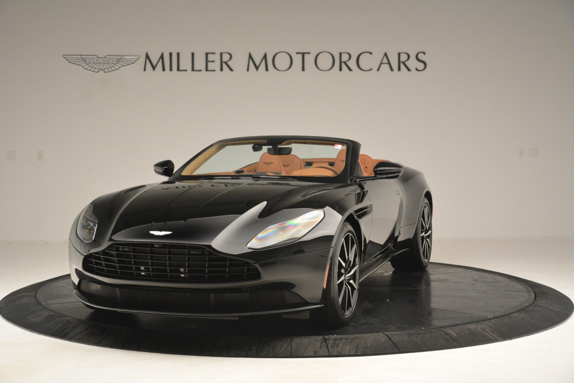 New 2019 Aston Martin DB11 V8 Convertible for sale Sold at Pagani of Greenwich in Greenwich CT 06830 1