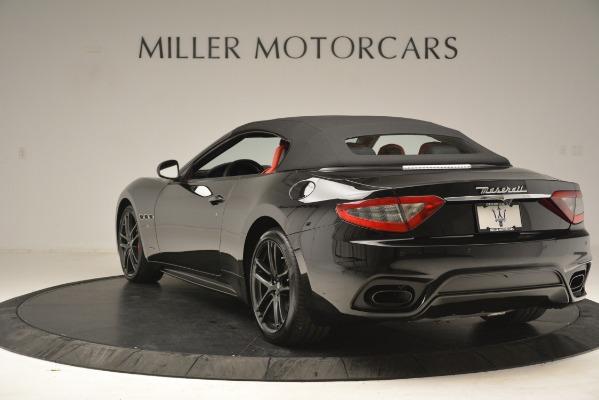 New 2018 Maserati GranTurismo Sport Convertible for sale Sold at Pagani of Greenwich in Greenwich CT 06830 10
