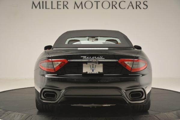 New 2018 Maserati GranTurismo Sport Convertible for sale Sold at Pagani of Greenwich in Greenwich CT 06830 12