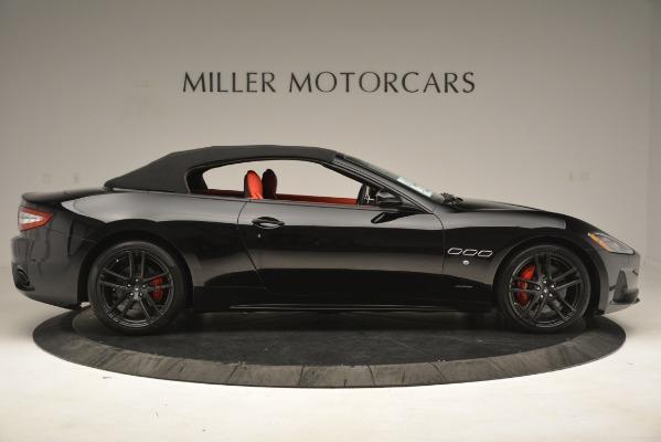 New 2018 Maserati GranTurismo Sport Convertible for sale Sold at Pagani of Greenwich in Greenwich CT 06830 18