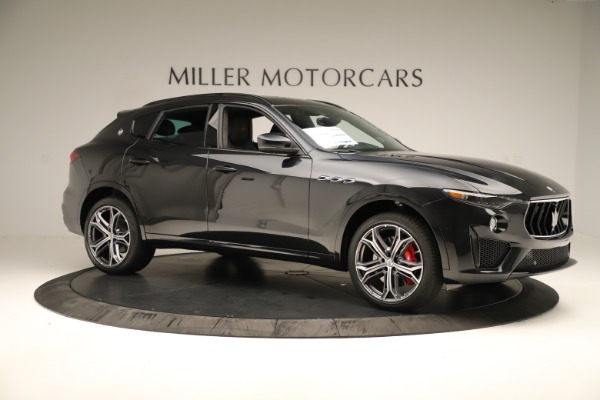 New 2019 Maserati Levante GTS for sale Sold at Pagani of Greenwich in Greenwich CT 06830 10