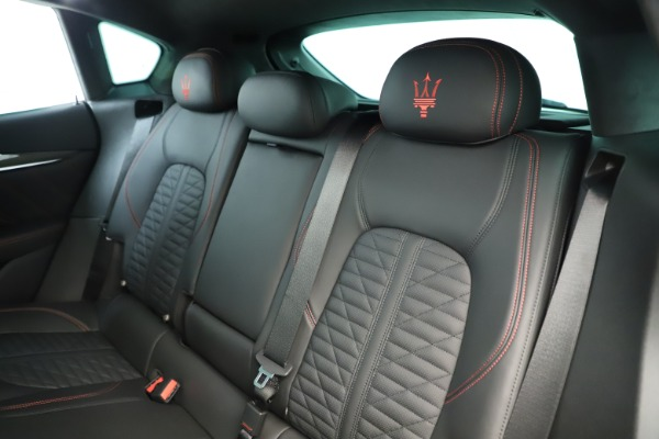 New 2019 Maserati Levante GTS for sale Sold at Pagani of Greenwich in Greenwich CT 06830 18