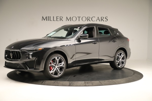 New 2019 Maserati Levante GTS for sale Sold at Pagani of Greenwich in Greenwich CT 06830 2