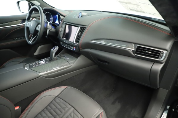 New 2019 Maserati Levante GTS for sale Sold at Pagani of Greenwich in Greenwich CT 06830 22