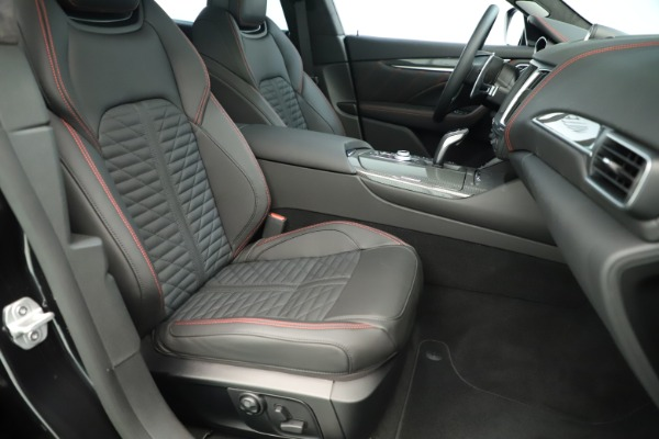 New 2019 Maserati Levante GTS for sale Sold at Pagani of Greenwich in Greenwich CT 06830 24