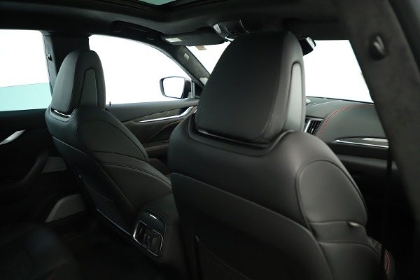 New 2019 Maserati Levante GTS for sale Sold at Pagani of Greenwich in Greenwich CT 06830 28