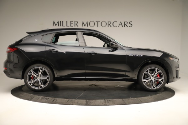 New 2019 Maserati Levante GTS for sale Sold at Pagani of Greenwich in Greenwich CT 06830 9
